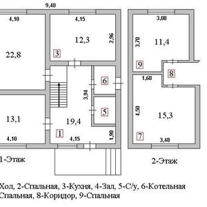 Продам частный дом в Илийском р-н Мкр. Куат по ул. Жансугурова 31б