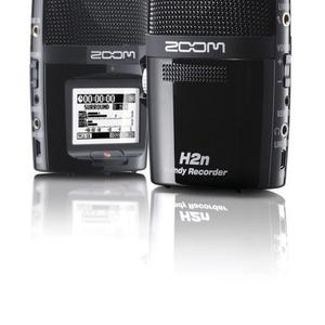 Ручной рекордер ZOOM H2n